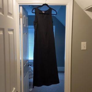 JJill linen maxi dress sz S